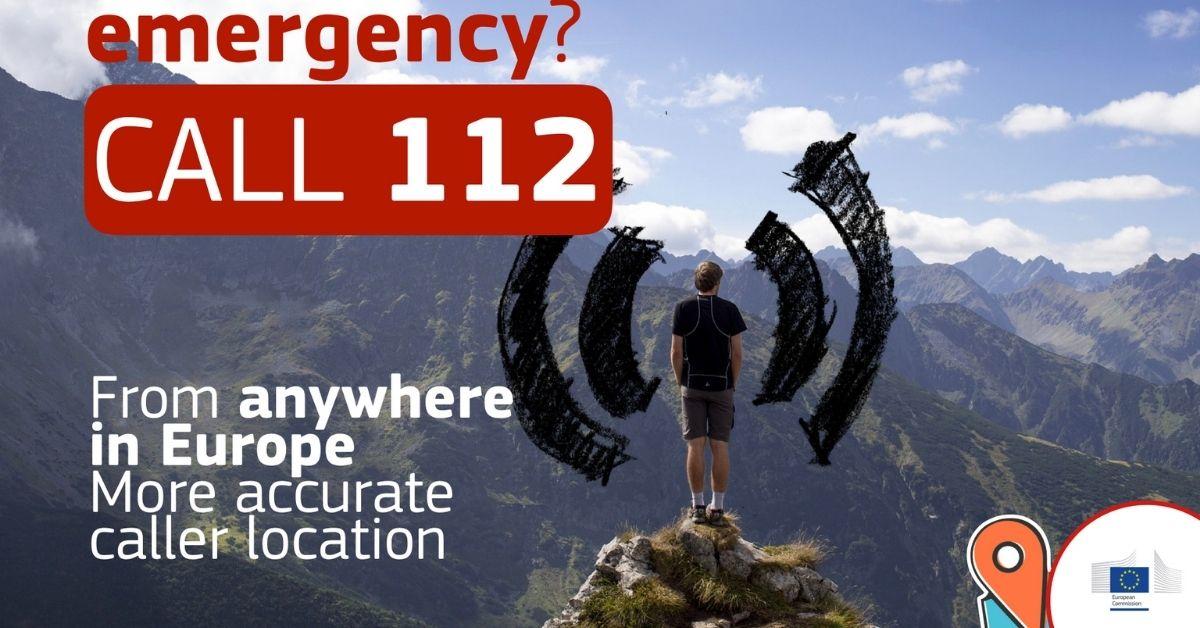 112 κλήση έκτακτης ανάγκης